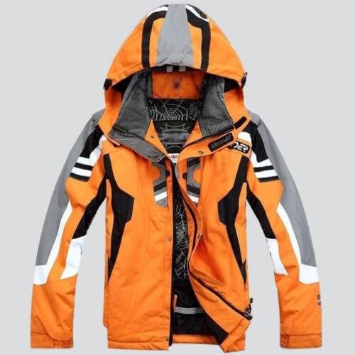 2018 Men's Winter Ski Suit Jacket Waterproof Coat Warm Snowsuits Windproof New supplier