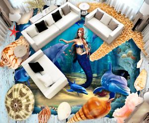 3D-Ocean-Muscheln-462-Fototapeten-Wandbild-Fototapete-Tapete-Familie-DE-Lemon