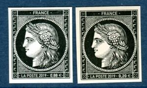 170-ans-premier-timbre-France-20c-noir-reedition-la-paire-0-88-0-20