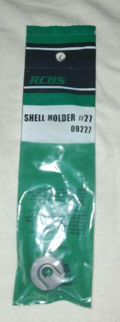 RCBS #27 Shell Holder 09227 Ships N 24hrs
