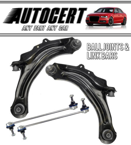 RENAULT SCENIC 02-09 FRONT LOWER WISHBONE ARMS /&  LINK BARS LEFT /& RIGHT