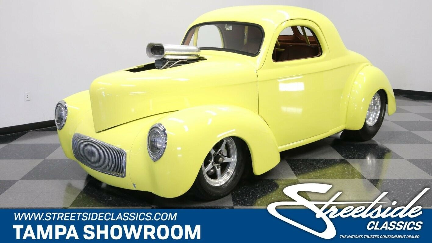 1941 Willys Coupe ProStreet