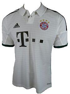 Adidas-FC-Bayern-Munich-Jersey-Jersey-Gr-L