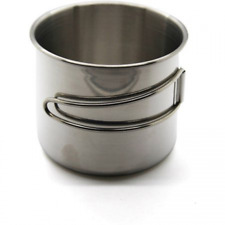 Northgate Stainless Steel Camping 18oz Cup Mug Travel