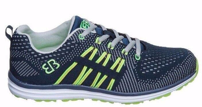 Brütting Sneaker 44 grün blau Größe 40 44 Sneaker 45 Laufschuhe Fitness Schuhe ecf4e6