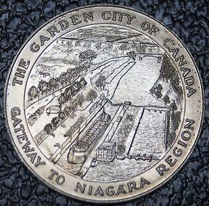 1967 GARDEN CITY OF CANADA - Medal -St. Catharines Gateway to Niagara Region-NCC