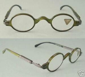 ZiZi-Unisex-Little-Round-Reading-Glasses-1-25-GREEN