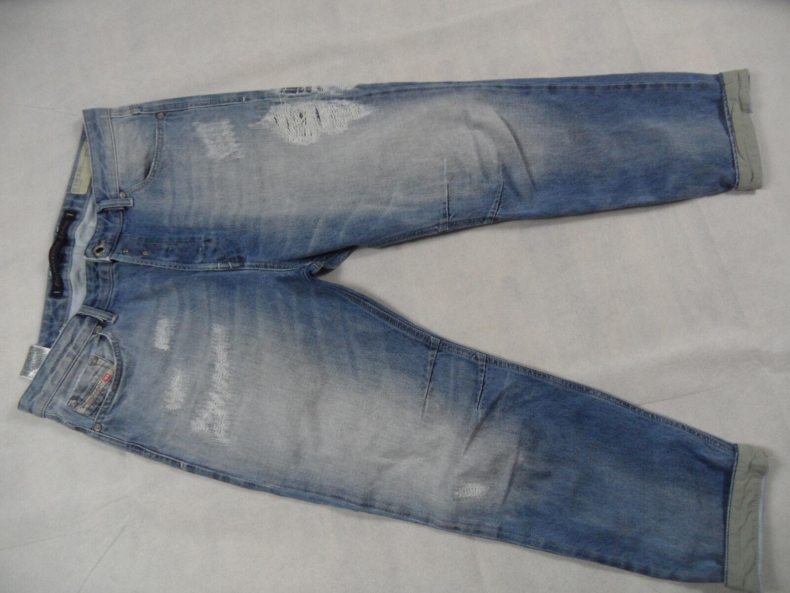 DIESEL coole used destroyed Jeans EAZEE wash 0840V Gr. 30 32 TOP 518