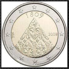 2 EURO *** Finland 2009 *** 200 ans/jaar Parlement *** Finlande 2009 !!!