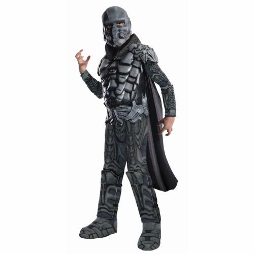 Man of Steel Superman General Zod Enfant Deluxe Muscle Costume Rubies 886896