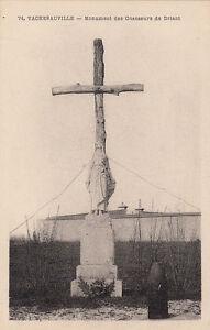 VACHERAUVILLE-MEUSE-GUERRE-14-18-WW1-74-monument-des-chasseurs-de-driant