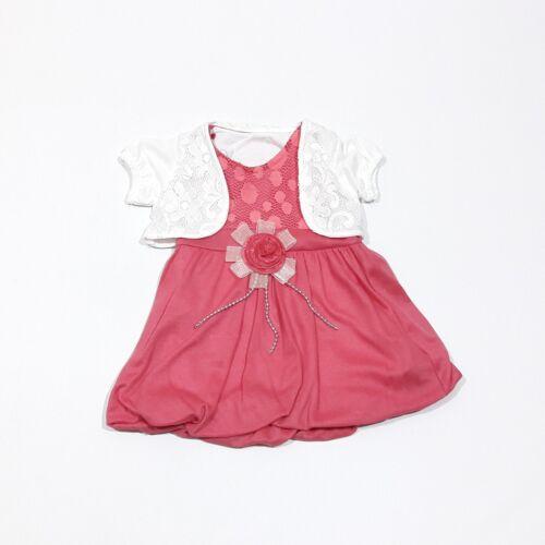 Weste Kleid ♥ Neu ♥ Babykleidung 2-teilig Gr  68 ; 74 ; 80