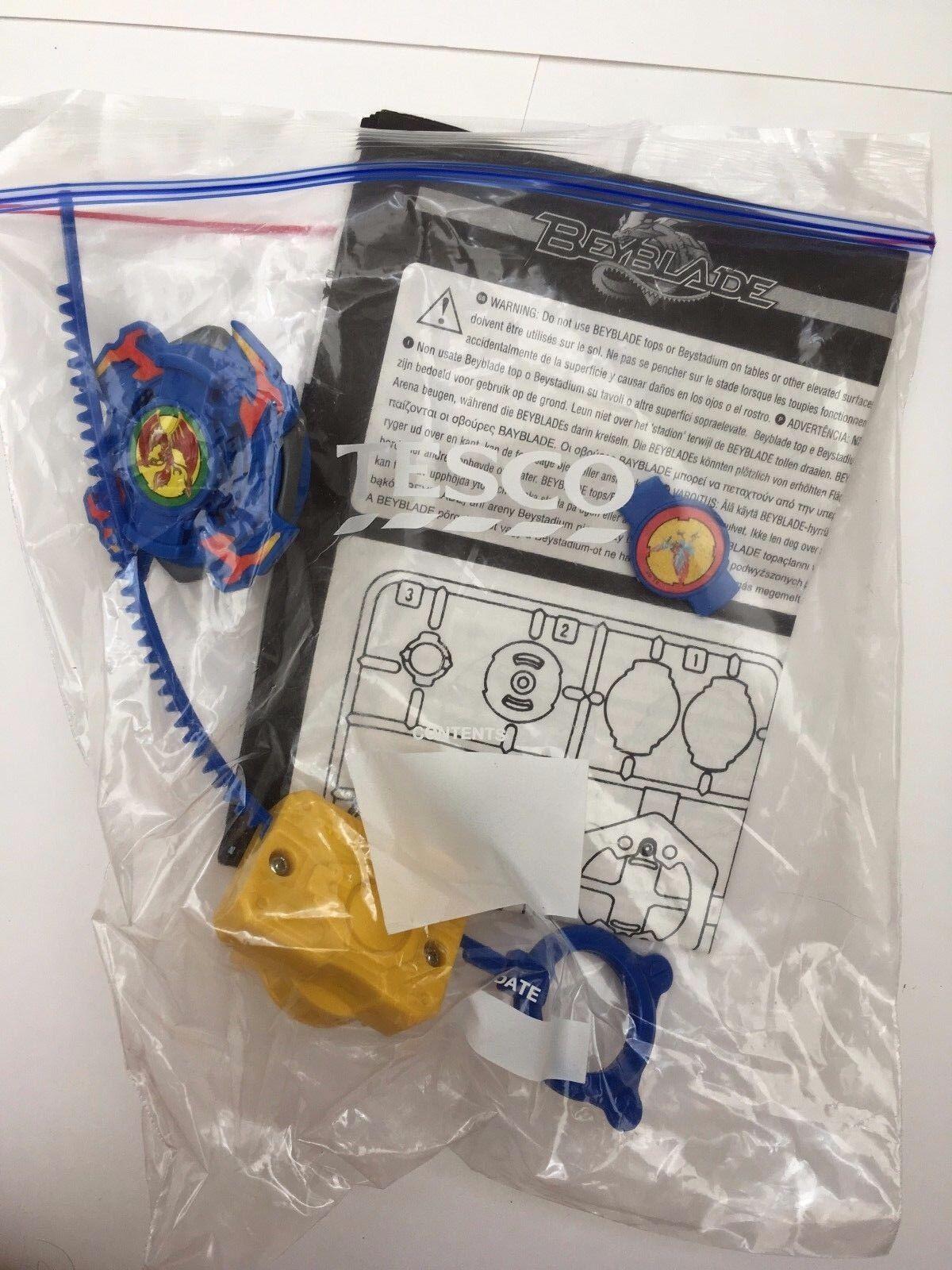 Rare Hasbro Original Premier Premier Premier Génération Dranzer Beyblade + Instructions a1c41d