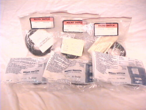 5 NEW MICRO SWITCH PHOTOELECTRIC SENSORS FETPC04F
