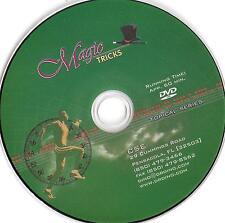DVDs-Bus*Bible+FREE*Kent Hovind*Magic*Tricks*Illusions*