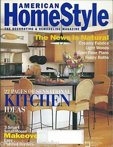 American-HomeStyle-amp-Gardening-Magazine-October-1994-Kitchen-Ideas-Home-Style