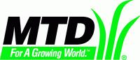 MTD 791-153066B Bump Head Knob Assembly Garden