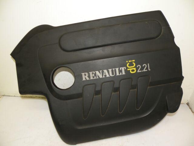 RENAULT LAGUNA 2003 2.2 DCI LHD MOTORABDECKUNG RAND DECKEL OEM