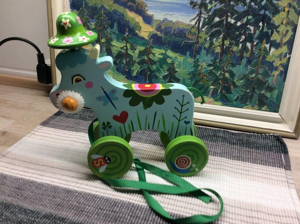 Dyr, Ko på hjul fra Djeco