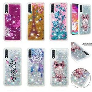 For-Huawei-P30-Lite-Case-Honor-10-Lite-Bling-Quicksand-Soft-TPU-Slim-Back-Cover