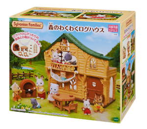 Sylvanian Families Forest tree house Epoch Japan import NEW