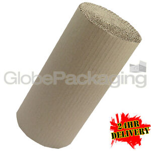 25m x 750MM 30/'/' CORRUGATED STRONG CARDBOARD PAPER ROLLS packaging parcel