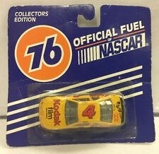Racing Champions 76 Car Official Fuel of Nascar #4 Kodak Yellow Chevrolet New.