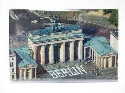 Berlin Foto Magnet 8 Cm Souvenir Germany Brandenburger Tor Bei Tag Krankheiten Zu Verhindern Und Zu Heilen