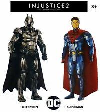 "DC Multi-Univers Platinum Collection Superman Injustice 2 6/"" Die Cast Metal Figure"