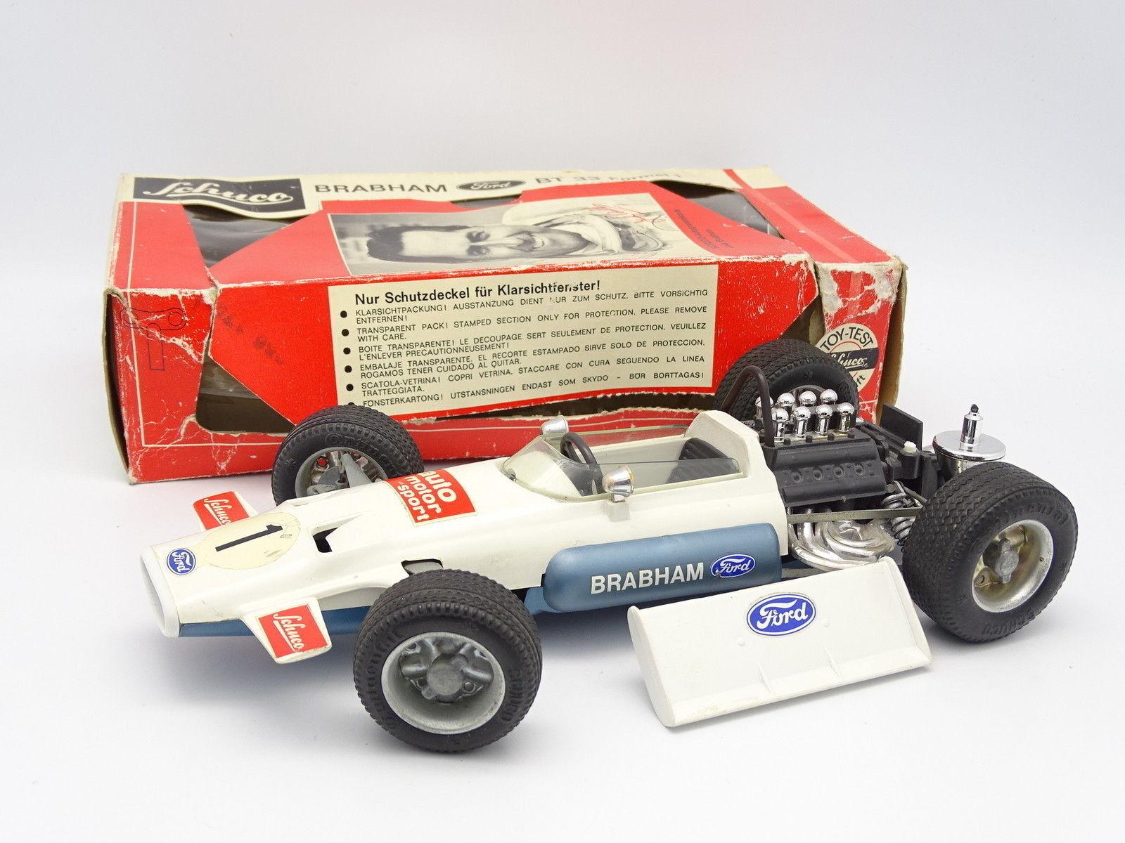 Schuco 1 16 to Key - F1 Formal 1 Brabham BT33 Ford 356175