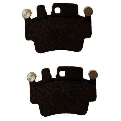 Disc Brake Pad Set-TRW Front,Rear WD Express 520 09170 381
