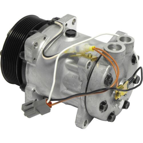 RYC Reman AC Compressor EG782 Replaces Sanden 4305 4427 4718 4496