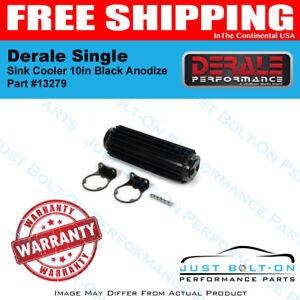 Derale 13251 Single Pass Aluminum Heat Sink Cooler