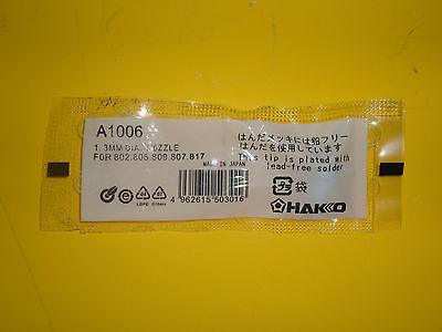 Desoldering Nozzle,1.0mm,817//808//807 Hakko A1005
