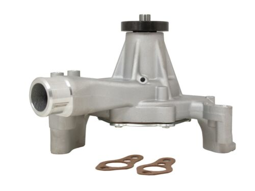 SBC CHEVY LONG WATER PUMP WITH ALUMINUM IMPELLER 8012-S VERY BEST AVAILABLE