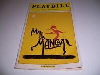 2003 MARTIN BECK THEATRE PLAYBILL- MAN OF LA MANCHA - BRIAN STOKES MITCHELL E S