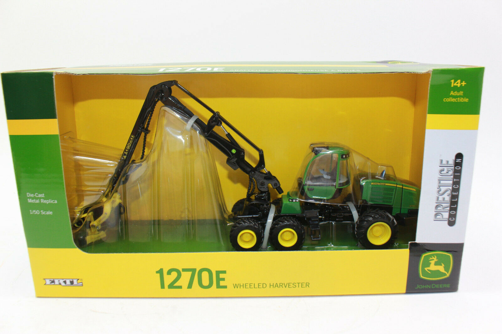 ERTL 45466 Harvester John Deere 1 50 1270E New in Original Box