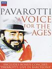 Luciano Pavarotti a Voice for The Ages 0044007438671 DVD Region 2
