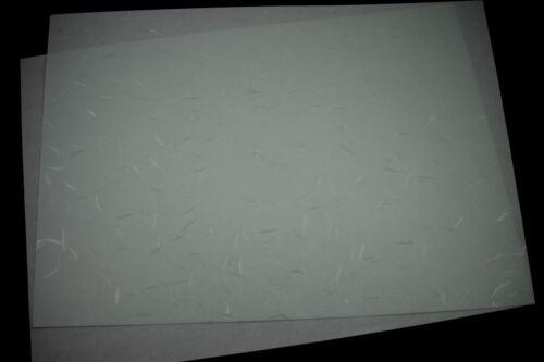 Büttenpapier Hochzeit Einladung Speisekarte Handmade A4 Papier 100g Taufe
