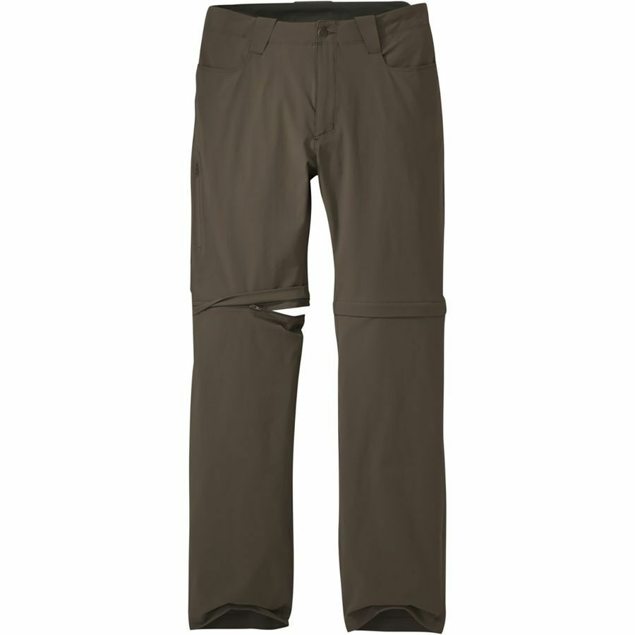Outdoor Research Ferrosi Congreenible Pants, DWR, Mushroom,  UPF 50+, 34 x 32, NWT  100% price guarantee