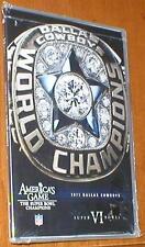 America's Game:  '71 Dallas Cowboys-The Super Bowl VI Champions - Brand-New DVD