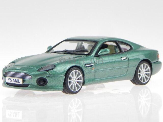 Aston Martin DB7 1992 Vantage green modelcar 20650 Vitesse 1 43
