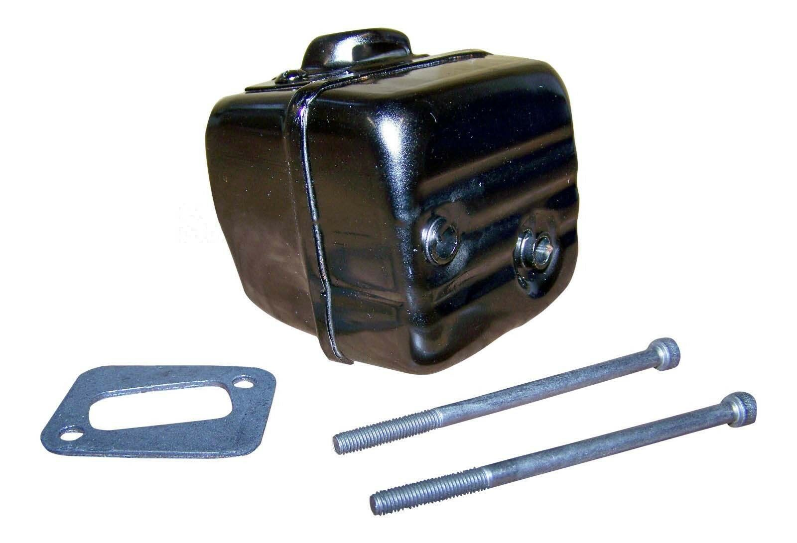 Muffler Support /& Boulon /& Joint fit for HUSQVARNA 350 353 346 XP 345 340 Tronçonneuse