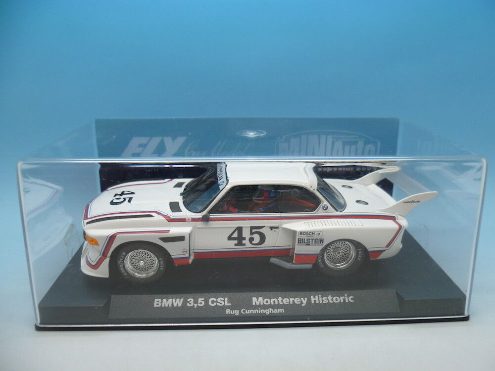 Fly 96036 BMW 3.5 CSL Monterey Historic, mint unused