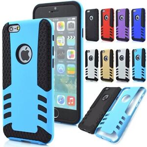 iPhone-5-5s-SE-6-6s-6-Plus-6s-Plus-slim-armour-2-piece-hybrid-defender-case