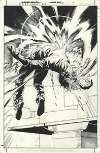 Earth 2: World's End issue 7 page 15 by (Stephen Segovia) and Jason Paz