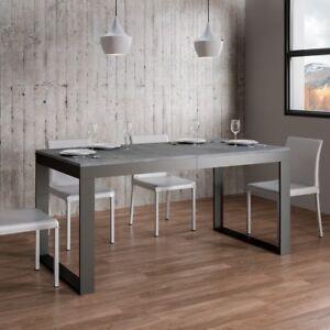 Tavolo-allungabile-TECNO-EVOLUTION-160-fino-a-420-salotto-soggiorno-cucina