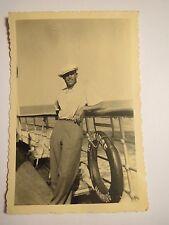 Schiff Königin Luise Hamburg - 1936 - Norderney - Hans Werner / Foto