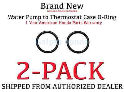 91314-PH7-003 2PCS Honda Connecting Pipe O-Ring 31.2 x 4.1