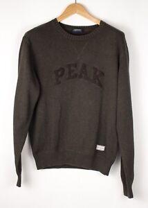 Peak Performance Herren Dale C Strickjacke Pullover Größe L ASZ1652